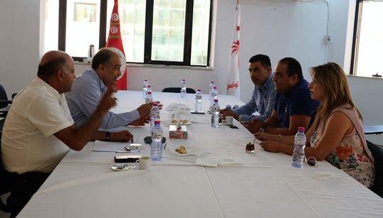 Nidaa Tounes et Machrou' Tounes travaillent à la formation d'un bloc parlementaire
