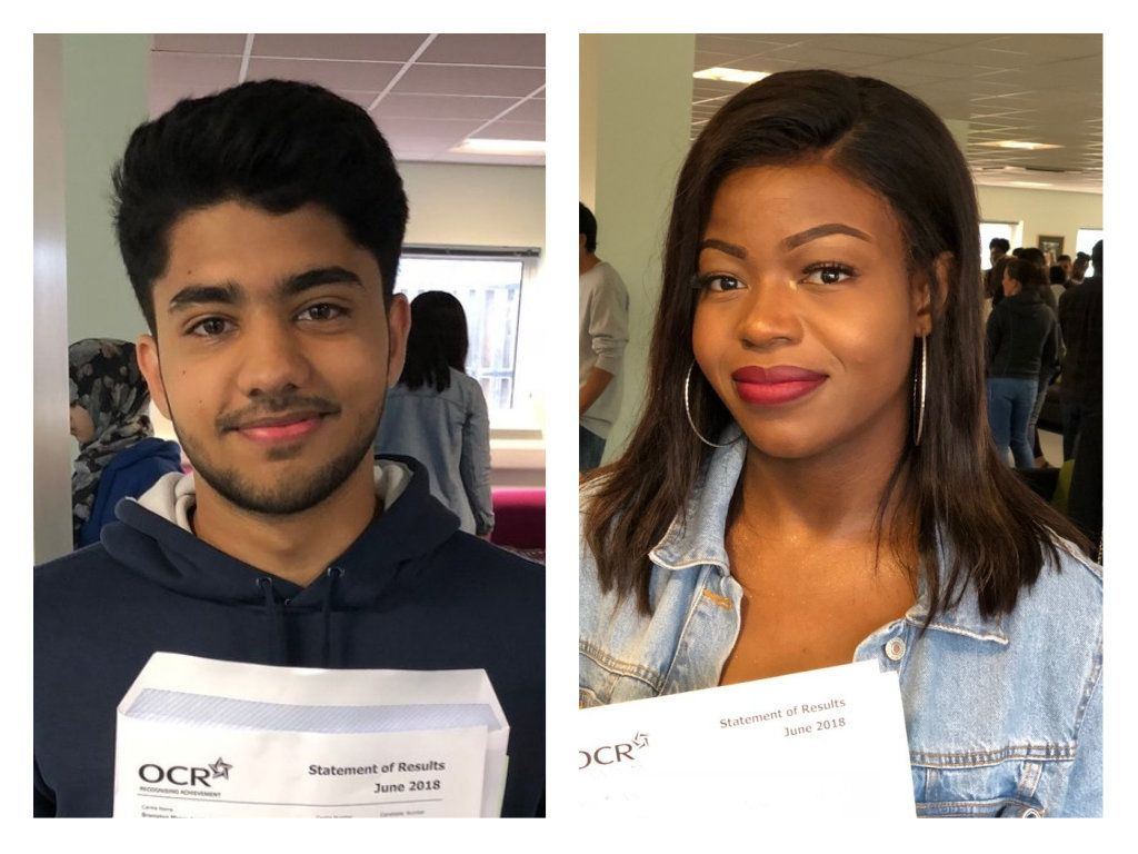 'My Mum Was Screaming Down The Phone': East London Academy Students Share Best Ever A-level