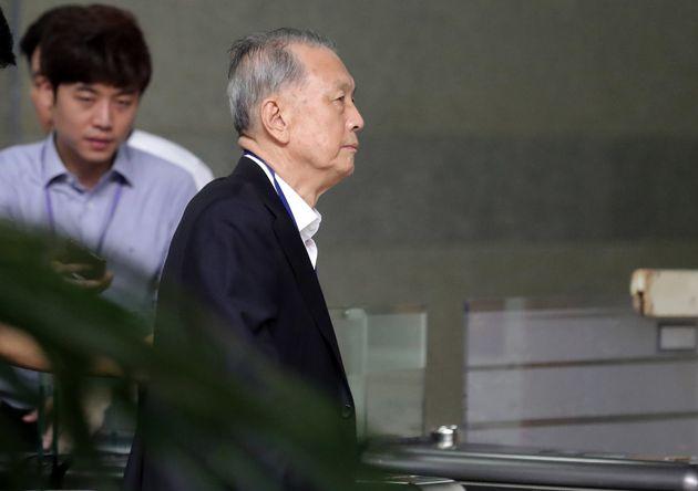 김기춘이 최근 검찰 조사에서 털어놓은 '2013년 삼청동 회동'의