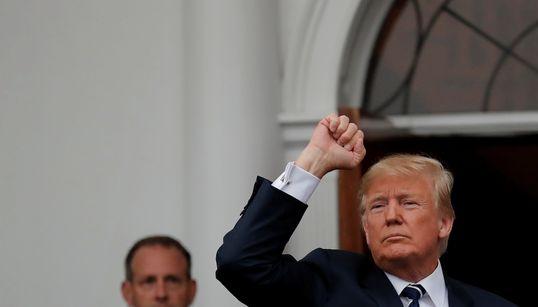 Τραμπ: Το αγαπημένο μας