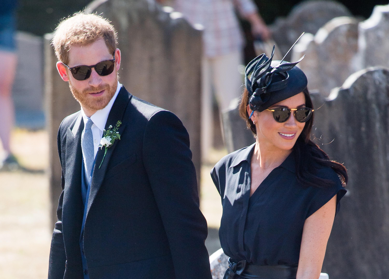 Herzogin Meghans Vater vergleicht die Royals mit Scientology