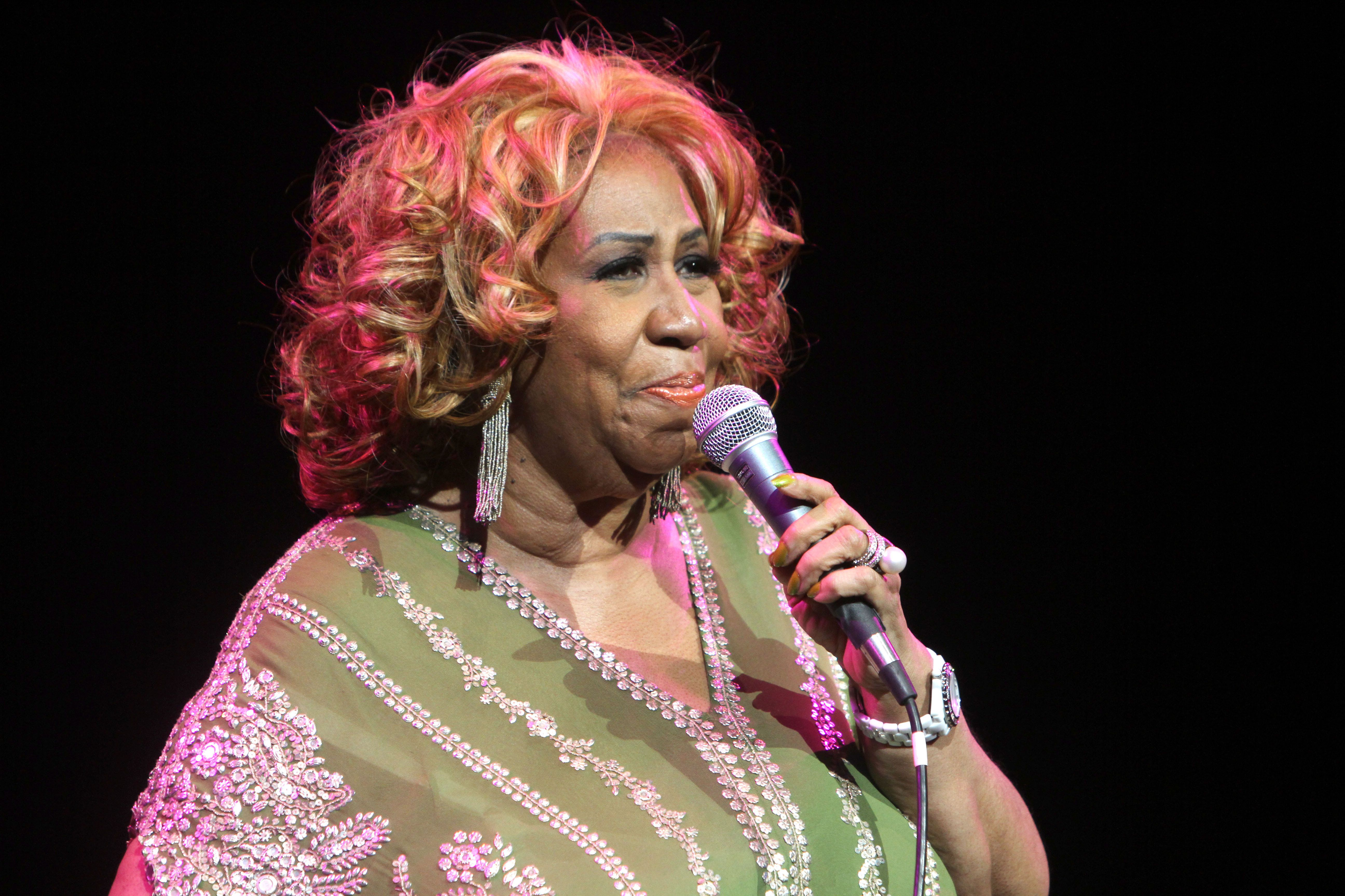 Stars Pay Tribute To Aretha Franklin Following Her Death, Aged