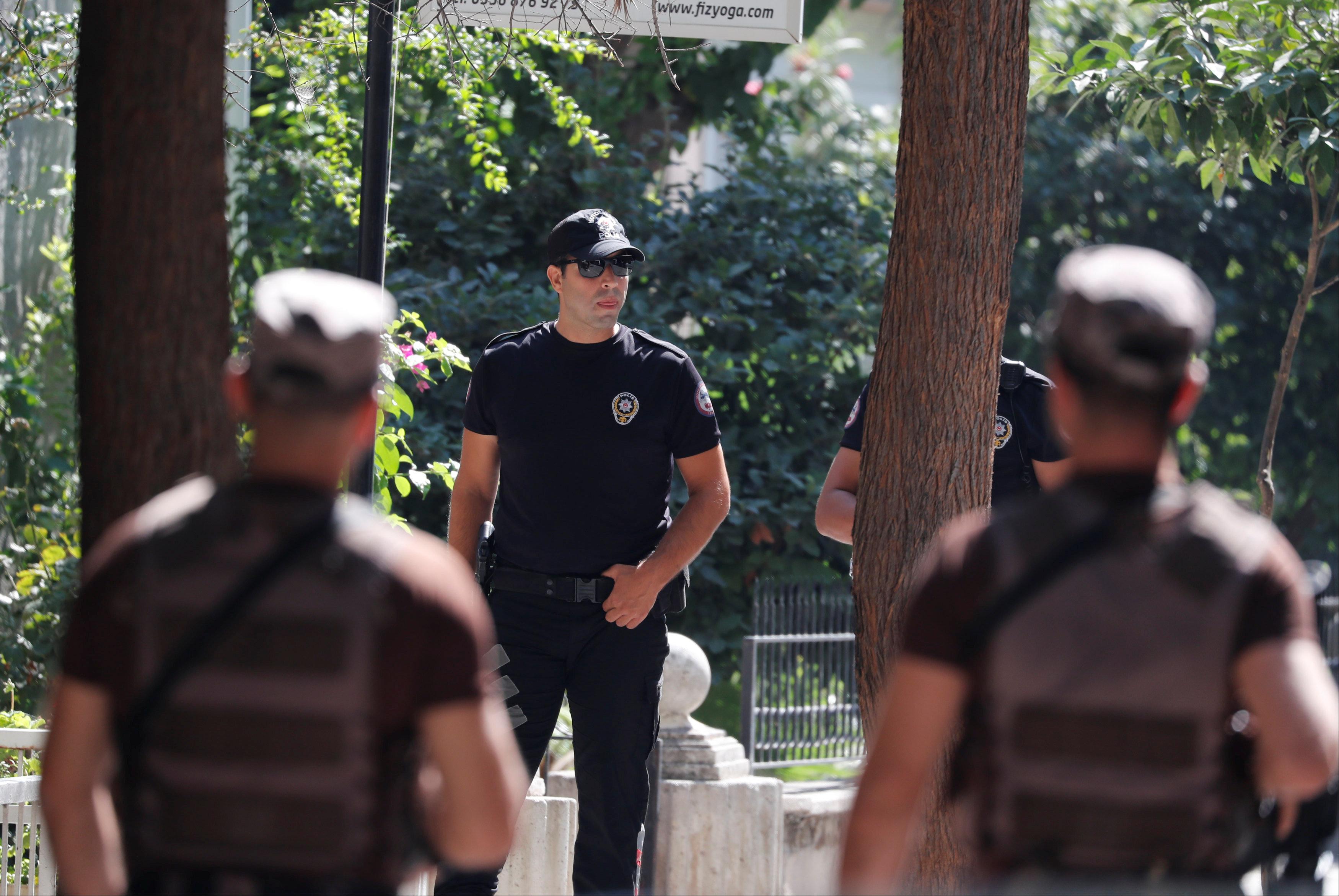 Σύλληψη Γερμανού πολίτη στην Τουρκία μετά την απελευθέρωση των δύο Ελλήνων