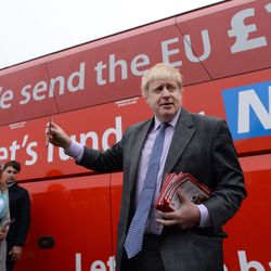 Exclusive: Johnson Urged To Consider Another Bus Tour To Campaign For
