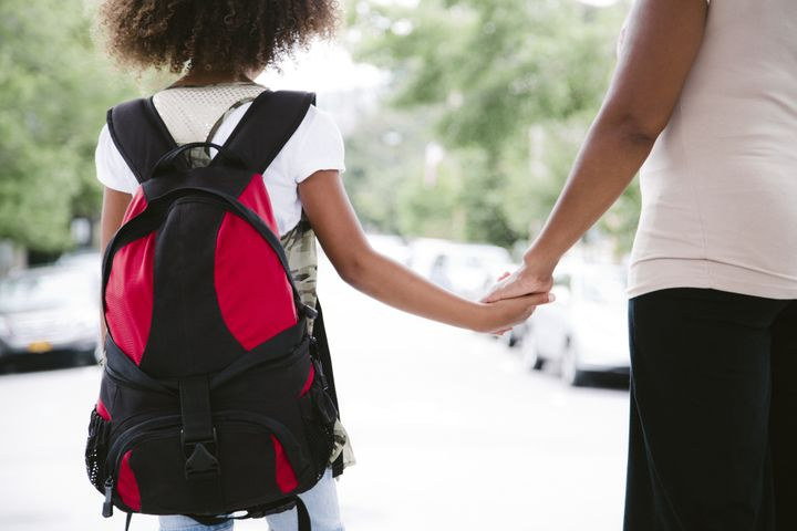 Seven parents share tips on how to get your kid ready for kindergarten.