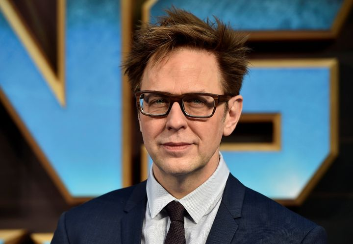"""James Gunn's script for """"Guardians of the Galaxy Vol. 3"""" is apparently still in the picture."""