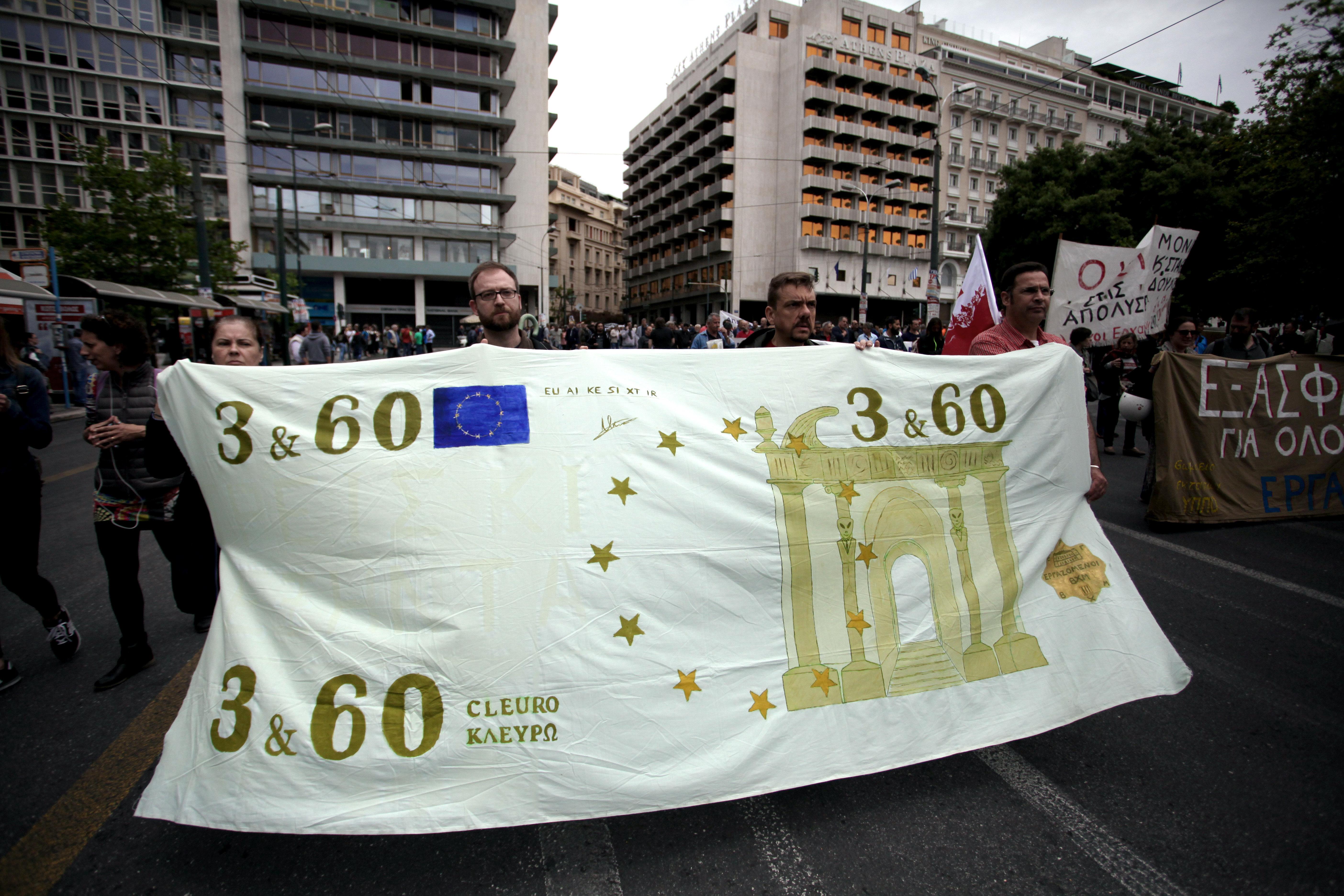 The Economist: «Η οκταετής οδύσσεια της Ελλάδας αποδεικνύει τα ελλείμματα της