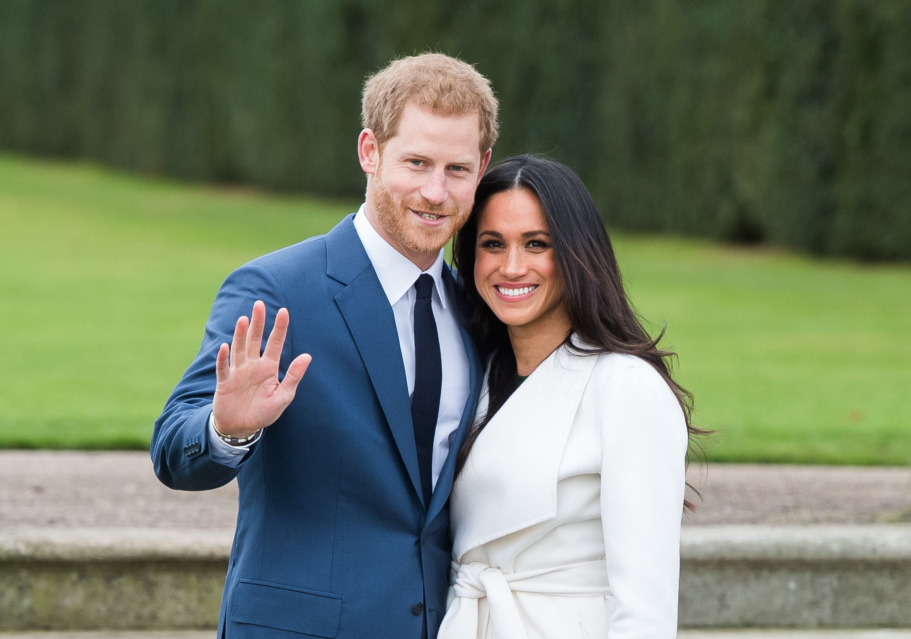 Meghan Markle And Prince Harry Are Expecting Their First