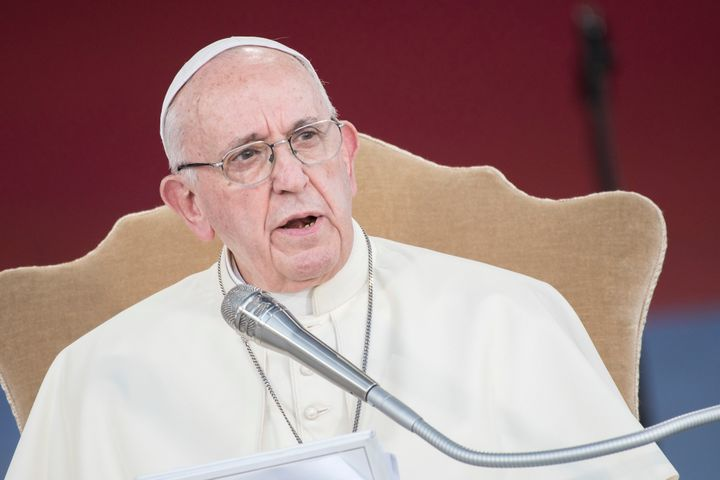 """Victims should know that [Pope Francis] is on their side,"" a Vatican spokesman said in a statement, which called"