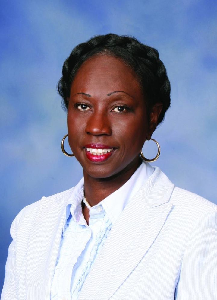 Michigan state Rep. Bettie Cook Scott apologized after she referred to her Asian opponent, state Rep. Stephanie Chang, as &ld