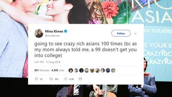 21 Tweets That Sum Up Why 'Crazy Rich Asians' Matters So Much To So