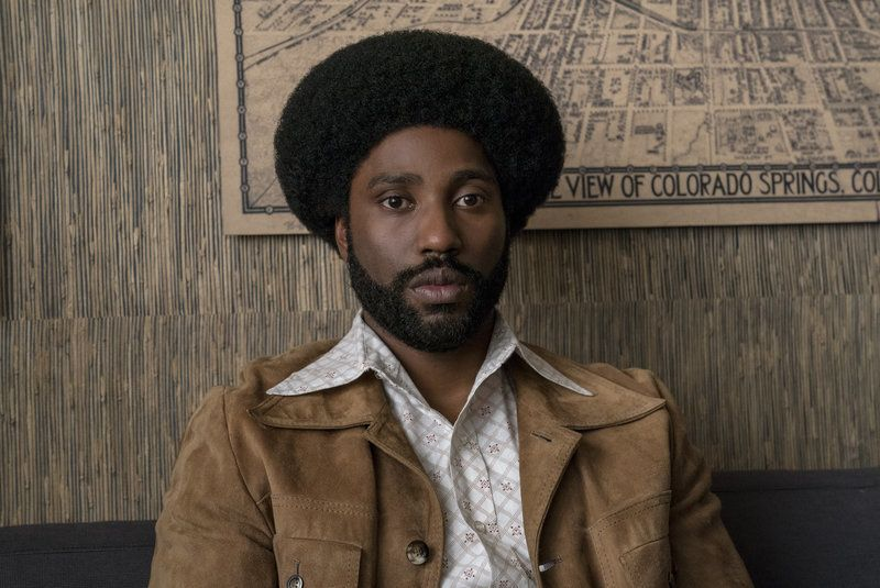 'BlacKkKlansman' Actor John David Washington Says He Used A 'Hate Voice,' Not A 'White Voice' In The