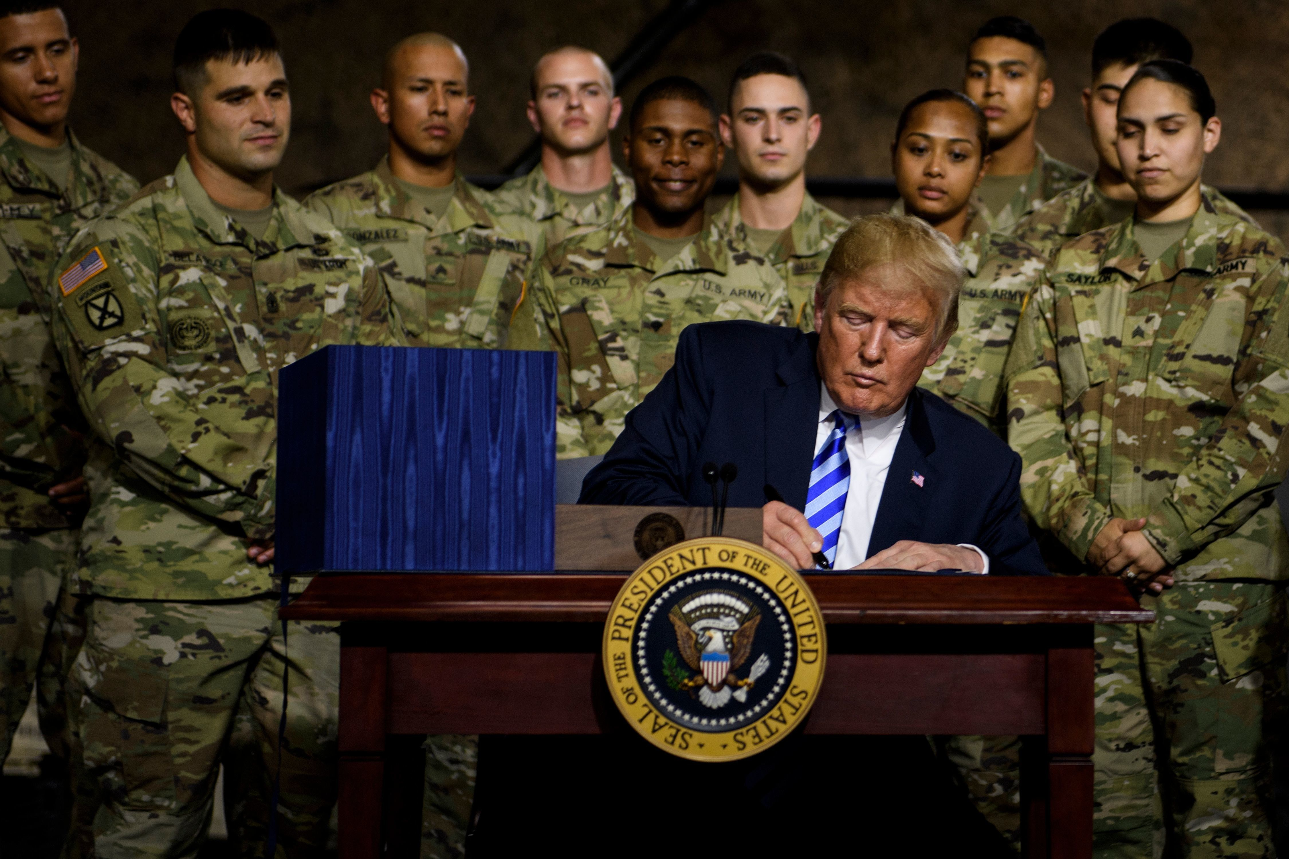 Trumps Military Parade Postponed Indefinitely Amid Reports Of Overspending