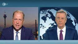 """Heute Journal"": ZDF-Mann Kleber nimmt NRW-Minister im Fall Sami A. in die Mangel"