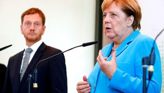 Μέρκελ: Το 2015 δεν θα