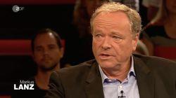 """""""Markus Lanz"""": Ex-Minister offenbart, warum er nicht früher vor Flüchtlingskrise warnte"""