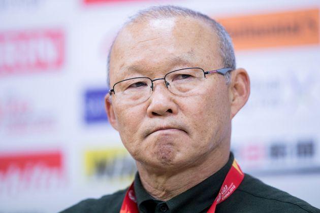 '베트남 축구 영웅' 박항서 감독이 일본전을 앞두고 포부를