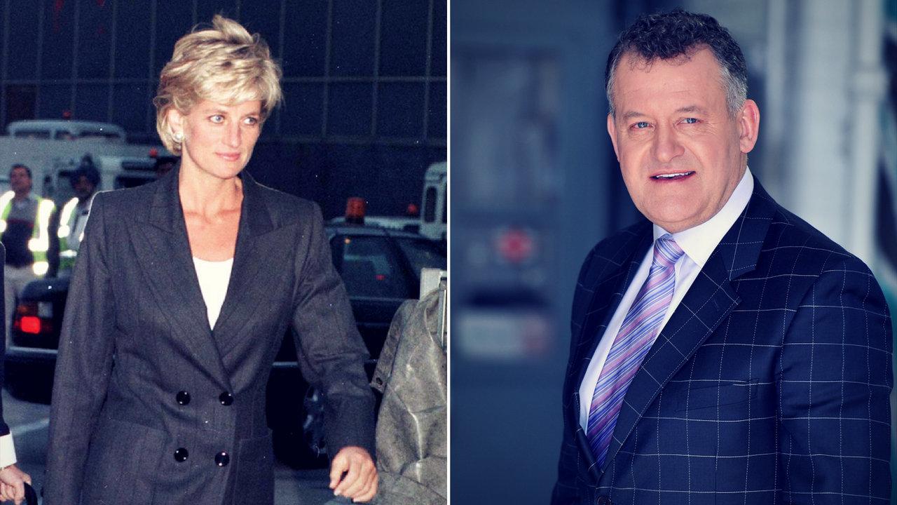 Butler von Lady Di: Kurz vor Dianas Tod nannte ihre Mutter sie eine