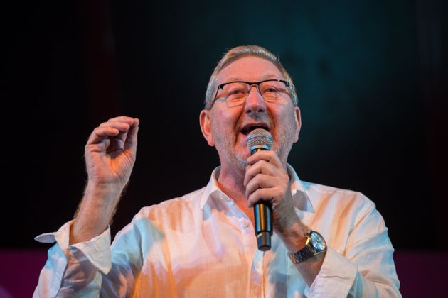 Union Boss Len McCluskey Slammed For 'Disgraceful' Attack On Jewish Leaders After Wreath