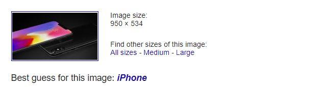모토로라도 아이폰X과 똑같이 생긴 스마트폰을