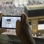A La Mecque, le hajj de plus en plus
