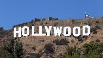 Los Angeles, California, USA – March 17, 2014: The Hollywood Sign located in the Hollywood Hills section of Los Angeles. Built originally as a real estate advertisement in 1923, The Hollywood Sign has since become a world famous landmark.