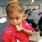 2-Jähriger raucht 40 Zigaretten am Tag – deshalb lässt es seine Mutter
