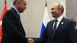 Πιθανή συνάντηση Ερντογάν- Πούτιν στην