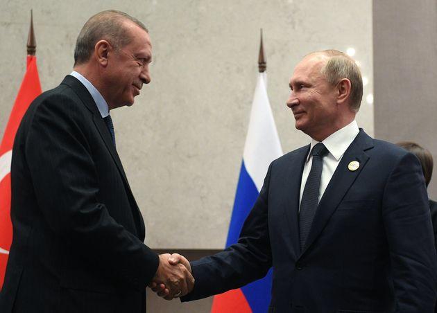 Πιθανή συνάντηση Ερντογάν- Πούτιν στην Τεχεράνη