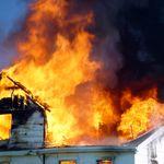Feuerausbruch: Mann muss entscheiden, Frau oder Hund zu