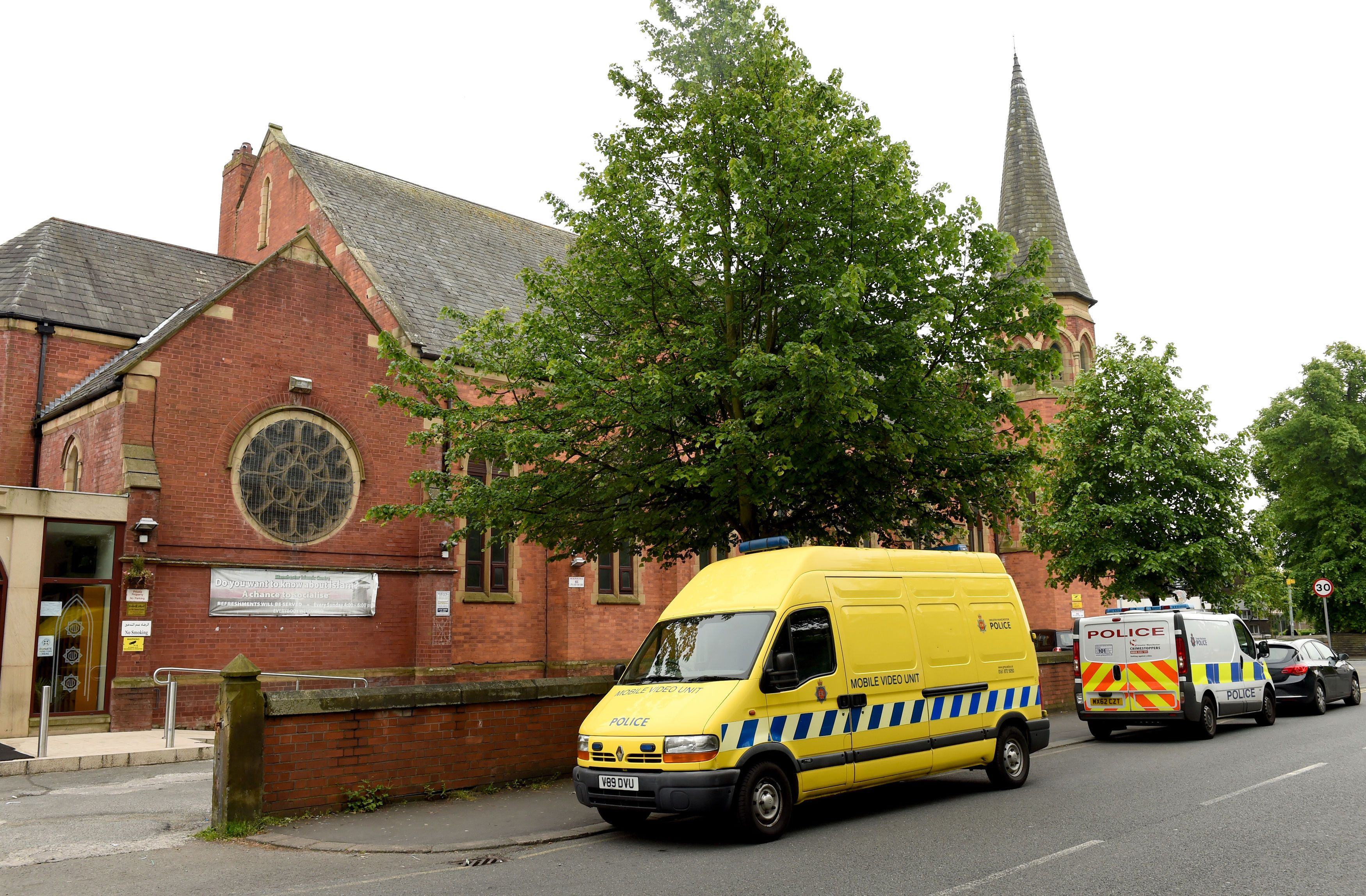 Police Reviewing Audio Of Didsbury Mosque Imam Appearing To 'Call For