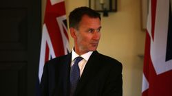 Jeremy Hunt Backtracks After Warning UK Would 'Regret' No Deal Brexit 'For