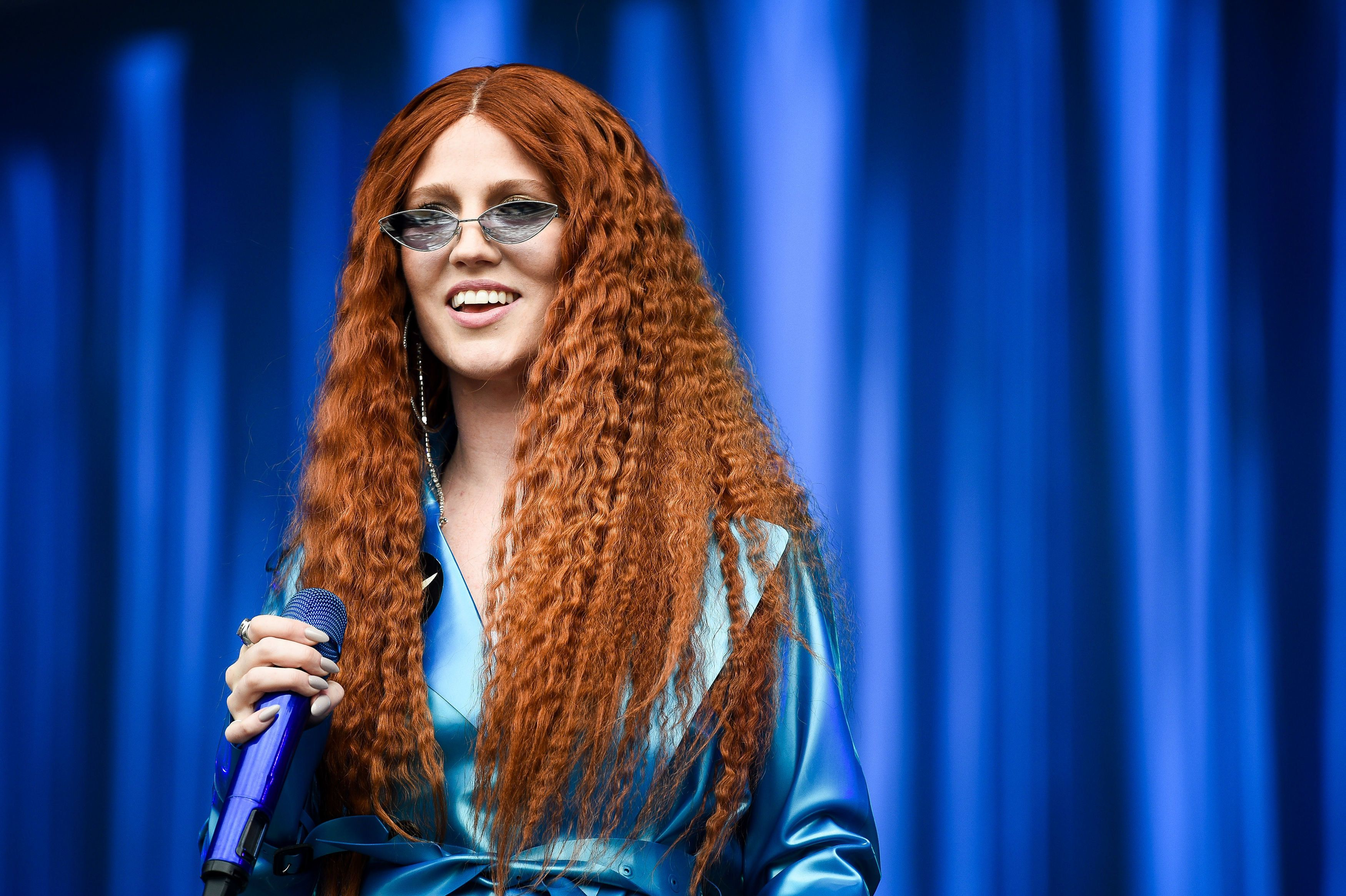 Jess Glynne Jokes She Is Sorry Her Song Has Been Torturing Jet2