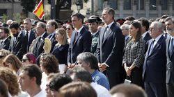 Un an après, Barcelone rend hommage aux victimes de l'attentat du 17 août