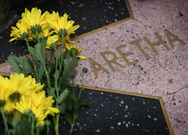 아레사 프랭클린은 생애 마지막 공연에서도 모두를
