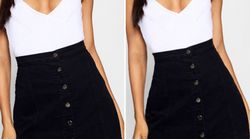 Boohoo Accused Of Photoshopping Size 10 Model To Make Her Appear