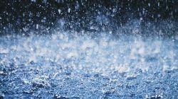 BMS : de fortes averses de pluie attendues cet après-midi sur cinq wilayas de l'Est du