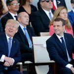 Les Américains vont en vouloir à Macron d'avoir donné à Trump cette idée à 92 millions de