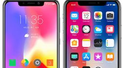 Motorola P30 vs iPhone X: Βρείτε τις
