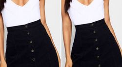 BOOHOO BLUNDER: Fashion Retailer Accused Of 'Photoshopping' Size 10 Model To Make Her Appear