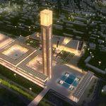 Grande Mosquée d'Alger: Temmar insiste sur le respect des délais de