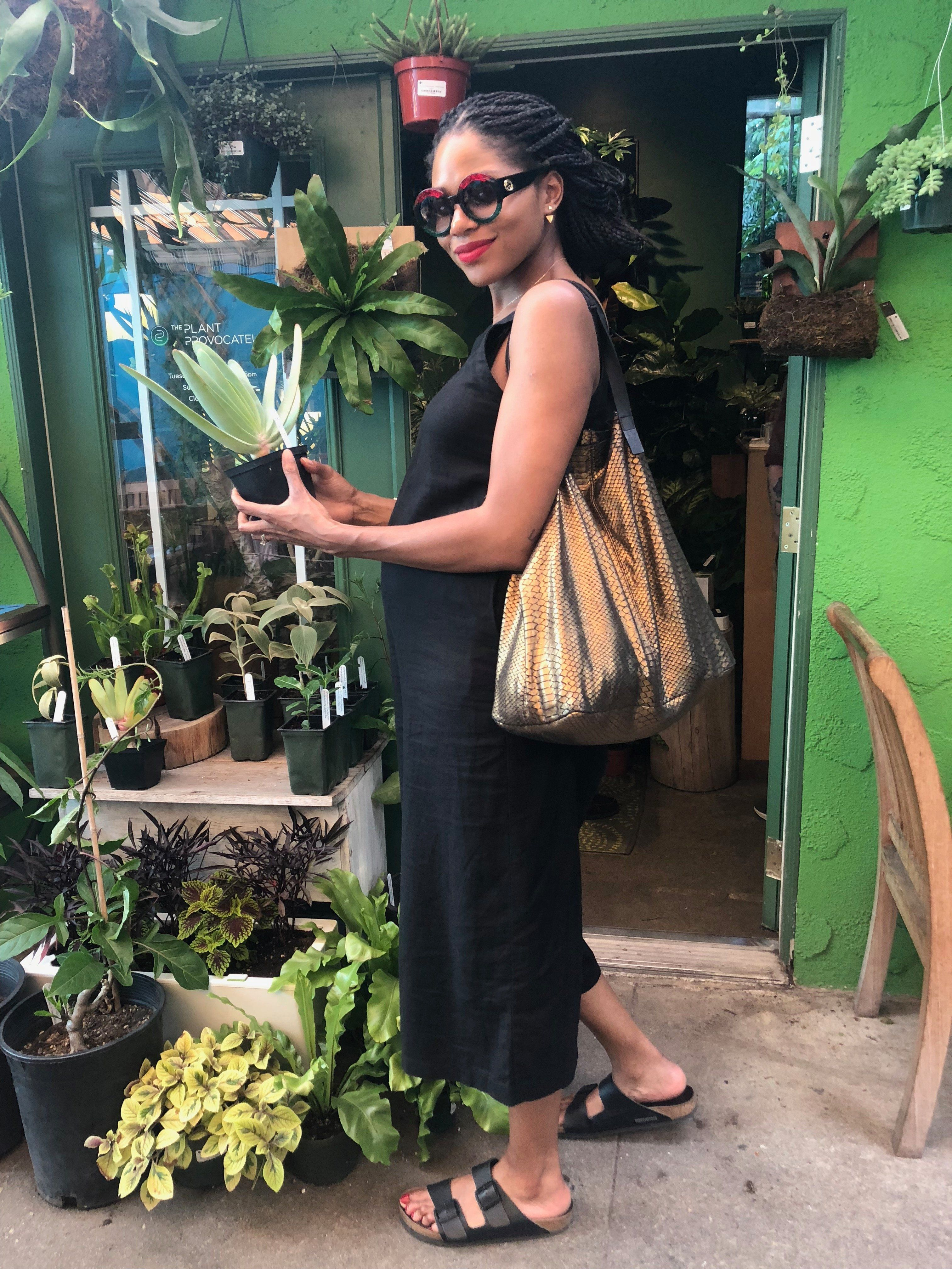 What Works For Me: 'Watering Plants Makes Me Feel