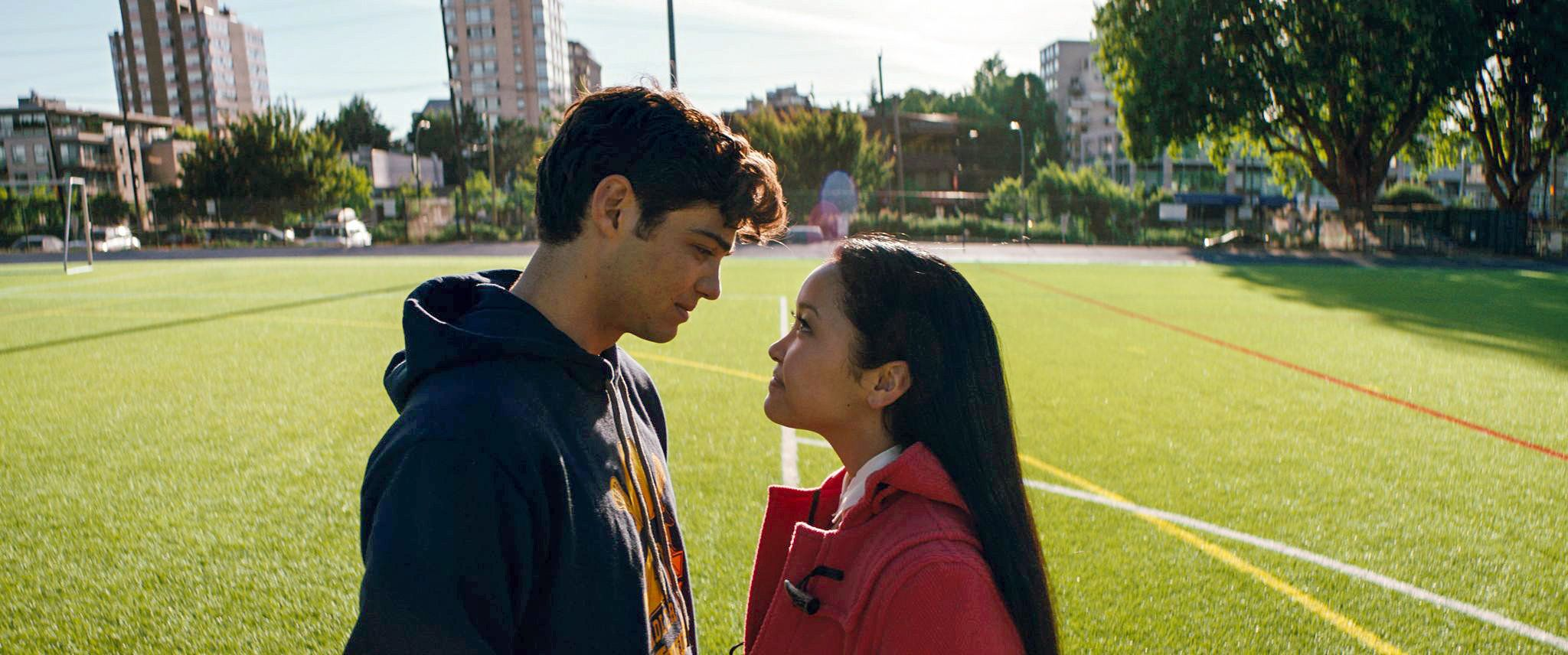 Let's Talk About Peter Kavinsky And That Scrunchie