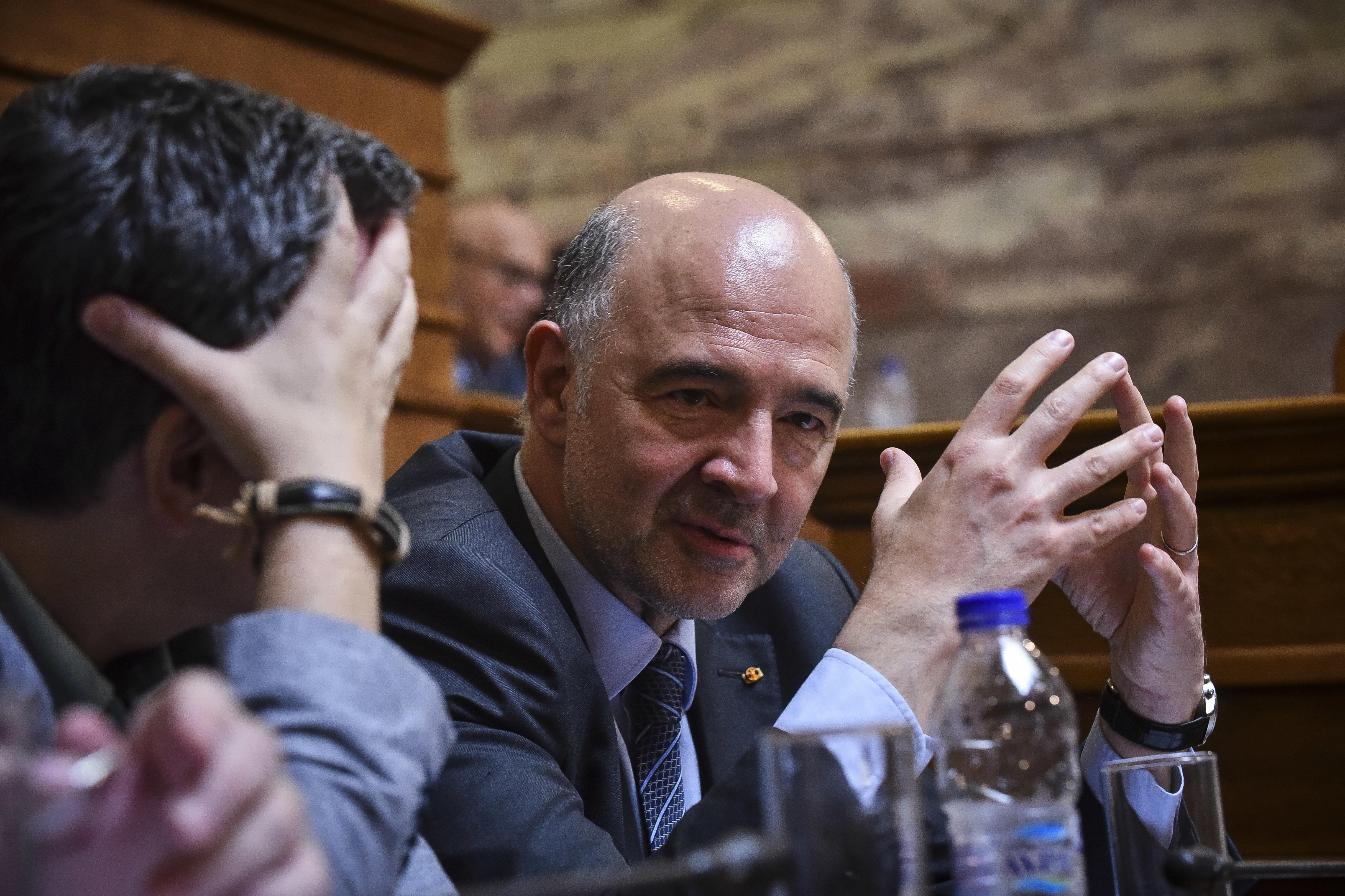 Μοσκοβισί ενόψει της ολοκλήρωσης του ελληνικού προγράμματος: Συλλογικά ισχυρότερη η Ευρώπη μετά την