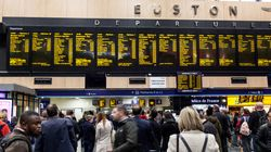 Euston Station Closes For First Of Three