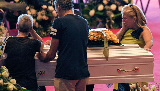 Genoa Bridge Collapse Death Toll Rises As State Funerals