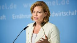 Agrarministerin Klöckner fordert
