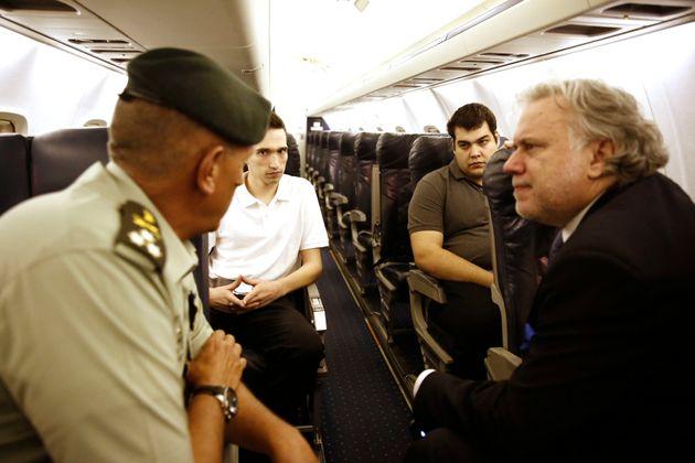 Νίκος Κούκλατζης: Φτάσαμε στο αίσιο τέλος της περιπέτειας των παιδιών μας- πολλά