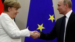 Συρία, Ουκρανία, ΗΠΑ και Nord Stream 2 στην ατζέντα των συνομιλιών