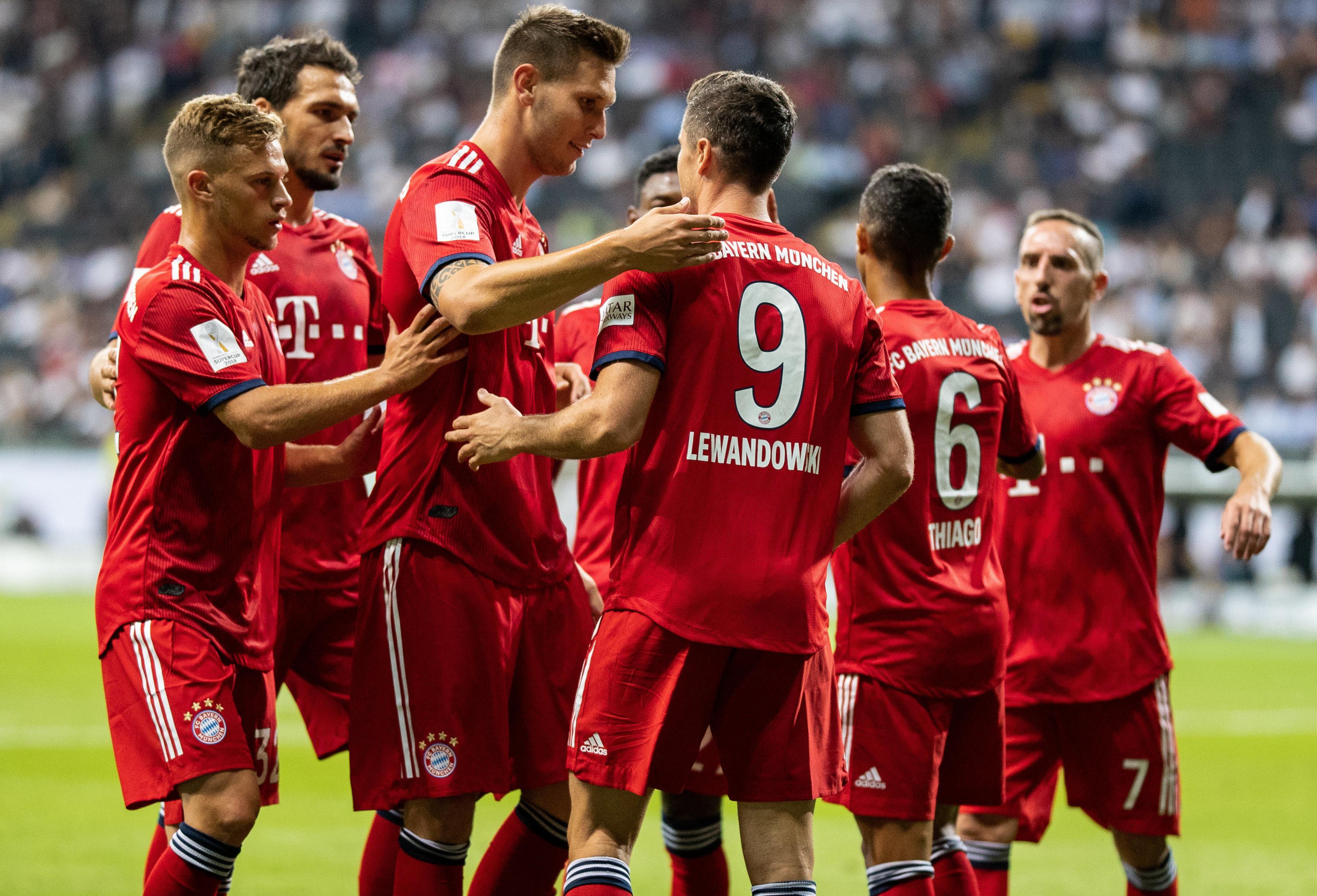 DFB-Pokal im Live-Stream: Drochtersen/Assel – FC Bayern München online